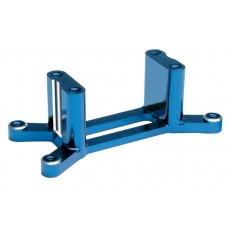 Engine Mount Aluminum Blue