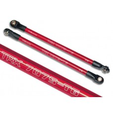 Aluminum Pushrod Red (2)