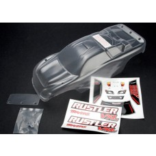Traxxas Rustler Clear Body 3714