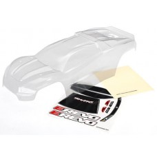 Traxxas E-Revo 2 Clear Body
