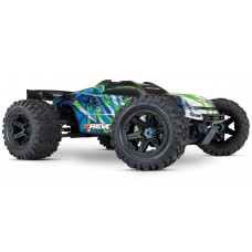 Traxxas 1/10 E-Revo 2 VXL Brushless RTR Green