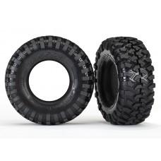 "Traxxas Canyon Trail 1.9"" Crawling Tires (2) 8270"