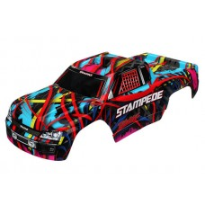 Traxxas Stampede Painted Hawaiian Body 3649