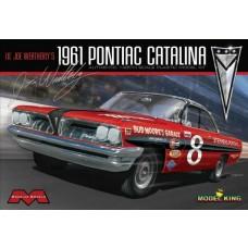 Moebius 1/25 1961 Pontiac Catalina Lil Joe Weatherly Stock Car