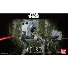 Bandai 1:48 Star Wars AT-ST Plastic Model Kit
