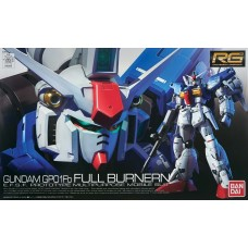 Bandai RG #13 1:144 Gundam GPO1-FB Full Burnern Plastic Model Kit