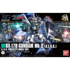 HGUC #193 RX-178 Gundam MkII [A.E.U.G. Colors] (Revive Ver) 1/144th Scale