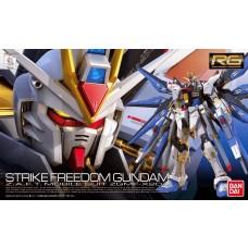 1:144 Real Grade #14 ZGMF-X20A Strike Freedom Gundam