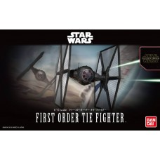 1:72 Star Wars First Order Tie Fighter Plastic Model Kit