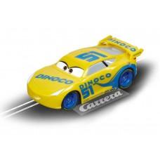 GO!!! Disney/Pixar Cars 3 Cruz Ramirez Slot Car
