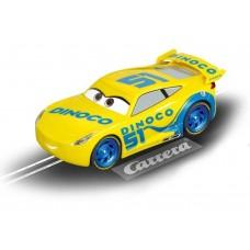 Digital 132 Disney-Pixar Cars 3 Dinoco Cruz Digital Slot Car
