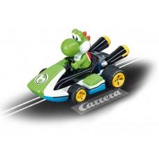 GO!!! Nintendo Mario Kart 8 Yoshi Slot Car