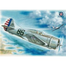 1/32 P-36A Hawk Pearl Harbor Defender Plastic Model Kit