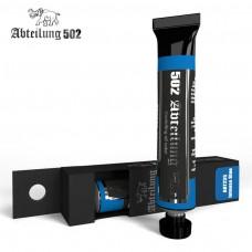 Intense Blue 20ml Modeling Oil Paint
