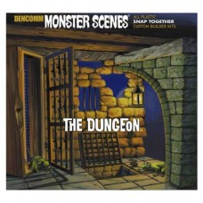 1:13 The Dungeon Monster Scene Plastic Model Kit