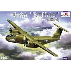 1/144 C-8A Buffalo DHC-5 Plastic Model Kit