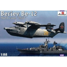 1/144 Beriev Be-12 NATO code Mail Plastic Model Kit