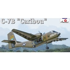 1/144 C-7B Caribou Plastic Model Kit
