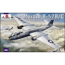 1/144 Martin B-57B/C Plastic Model Kit