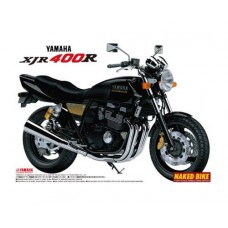 1/12 Yamaha XJR 400R Plastic Model Kit