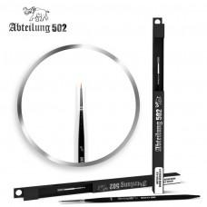 Size 4/0 Synthetic Round Paint Brush