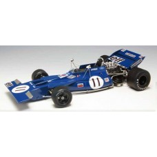 1:20 Tyrrell 003 1971 Monaco GP Plastic Model Kit