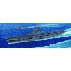1:350 USS Essex CV9 Aircraft Carrier Plastic Model Kit