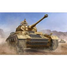1/16 German PzKpfw IV Ausf.F2 Medium Tank Plastic Model Kit