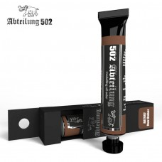Raw Umber 20ml Modeling Oil Paint