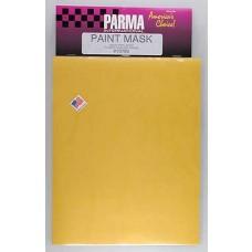 Uncut Vinyl Mask Sheet