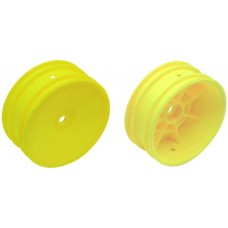 Team Associated Front 2wd Buggy Wheel Yellow