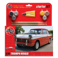 1:32 Triumph Herald Plastic Model Kit