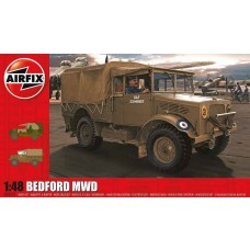 1/48 Bedford MWD Plastic Model Kit