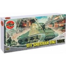 1:76 Sherman Mk1 Plastic Model Kit