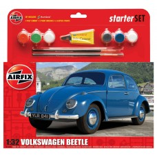 1/32 Volkswagen Beetle Starter Set Plastic Model Kit