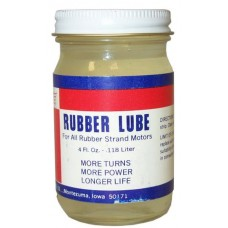 SIG RUBBER LUBE 4 OZ