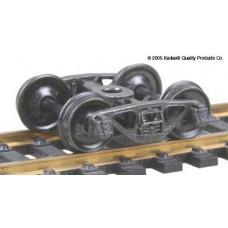 HO #504 A.S.F. Ride Control 50-Ton Trucks (1 Pair)