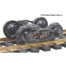 HO #554 Bettendorf T-Section Trucks