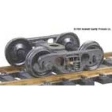 HO #518 Barber S-2 70-Ton Trucks (1 Pair)