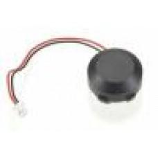 HO gauge Round Speaker 20mm w/Baffle