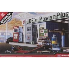 1/24 Joe's Power Plus Service Station Plastic Model Kit
