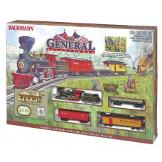 Bachmann HO Scale The General Electric Train Set