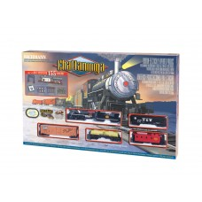 Bachmann HO Scale Chattanooga Electric Train Set