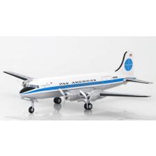 1/200 Douglas DC-4 Pam Am N88886 Diecast Model