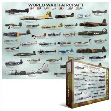WW II Aircraft 1000pc
