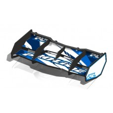 1:8 Trifecta Black Buggy/Truck Wing