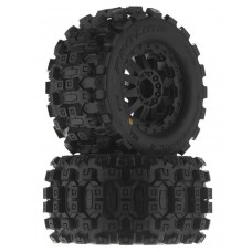 Badlands MX28 2.8 All Terrain Tires Mounted (2) Rear