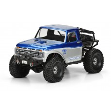 1966 Ford F-150 Clear Body Axial SCX10