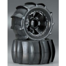 Sling Shot 3.8 Mounted Sand Truck Tires