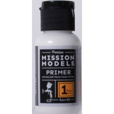 White Primer Acrylic Paint 1oz